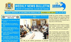 Weekly News Bulletin Vol 26