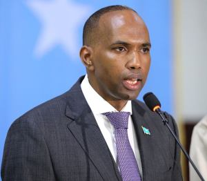 Prime Minister Kheyre unveils the 60th anniversary of Somalia's independence