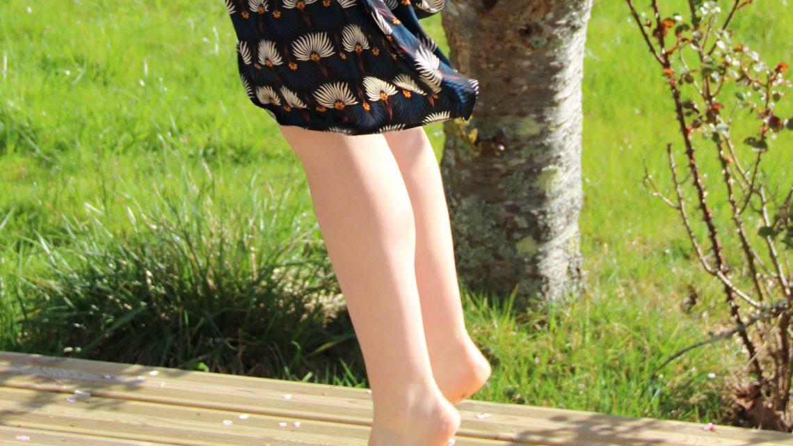 La belle robe longue