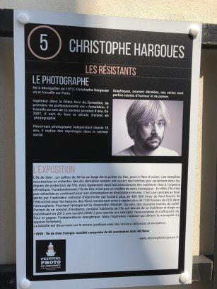 Christophe HARGOUES Les résistants