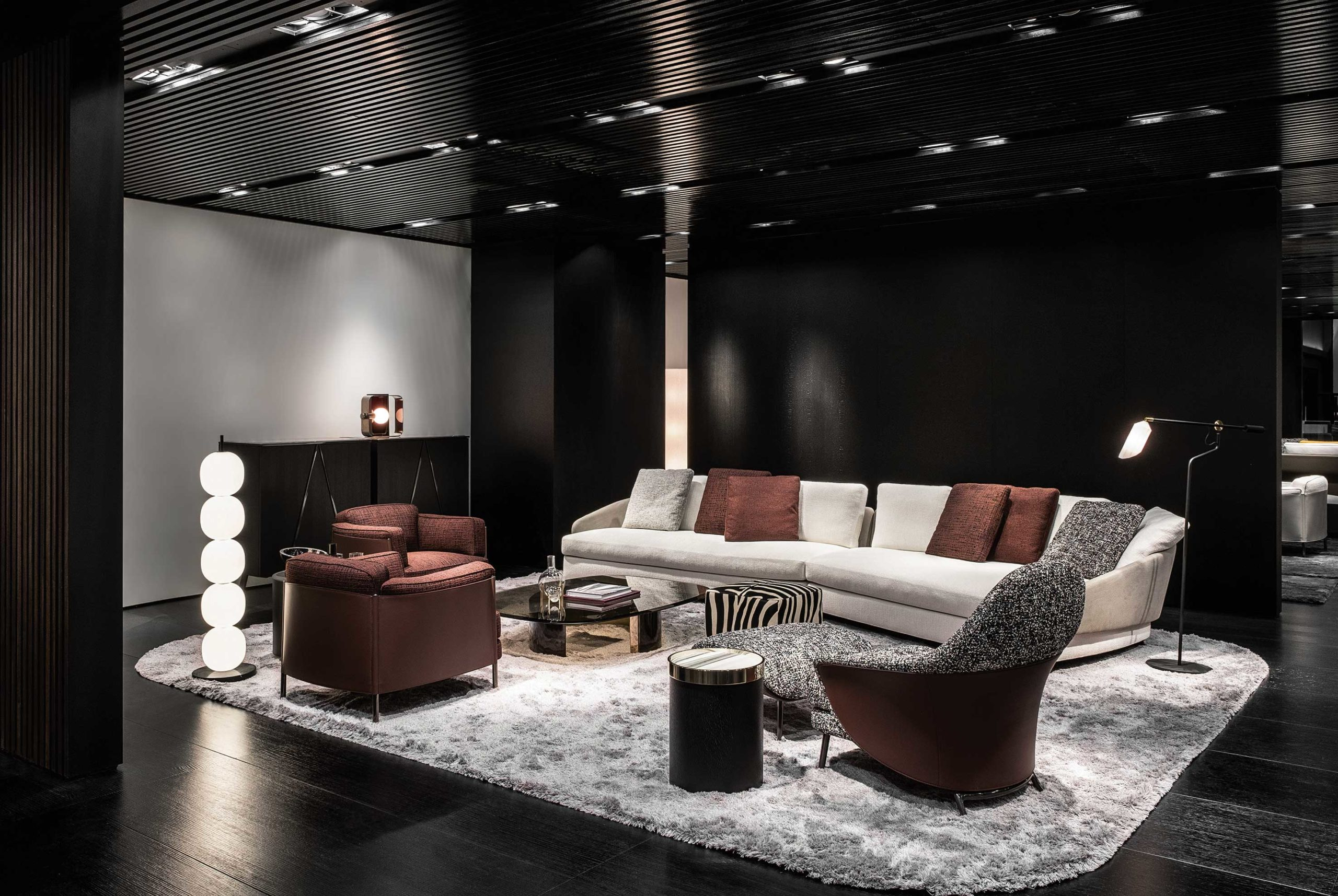Minotti Immcologne 2020 A New Take On The Architectural Language Moie