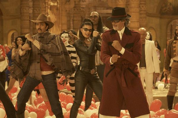 Aladin - Ritesh Deshmukh, Jacqueline Fernandez & Amitabh Bachchan