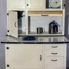 Freestanding Kitchen Countertops Cost Mid-century Hoosier Cabinet – Mo. Import Co.