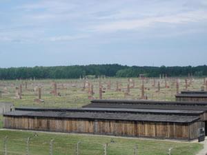 Barraques d'Auschwitz-Birkenau