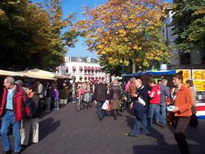 Place du marché - Deventer
