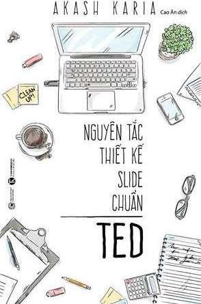 Nguyên tắc thiết kế slide chuẩn TED