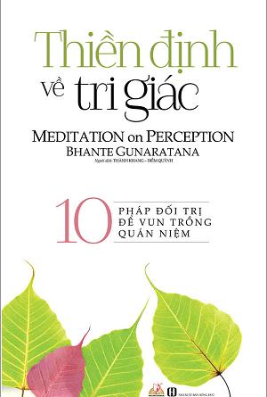 Thiền định về tri giác