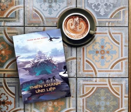 Thiên khanh ưng liệp - Cuộc phiêu lưu kỳ bí mới của tác giả 'Ma thổi đèn'
