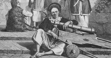 Tài thiện xạ và thủy quân thời Trịnh-Nguyễn phân tranh trong mắt người phương Tây