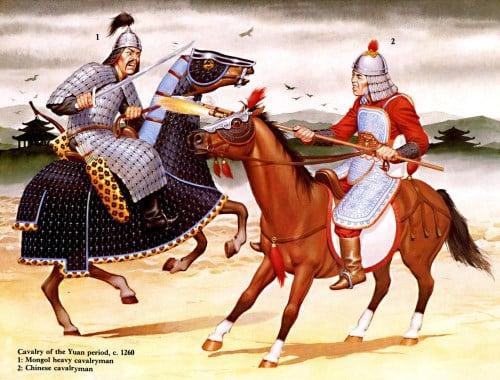 Trận đánh được nhắc tới trong Hịch tướng sĩ, khiến Đại Hãn Mông Cổ tử trận