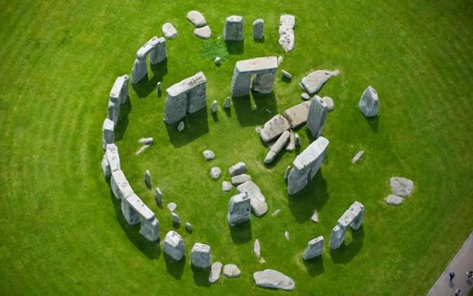 Vòng tròn đá Stonehenge (Ảnh: Internet)