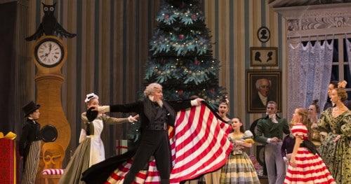 Vở ballet Kẹp hạt dẻ: Giấc mơ ngọt ngào đêm Giáng Sinh