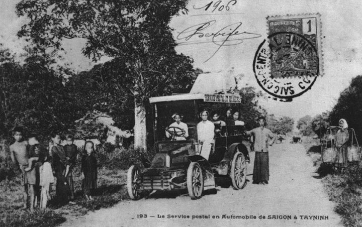 Nghề phát thư thời Pháp thuộc