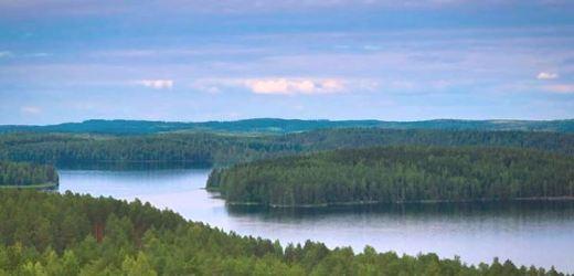 """Thị trấn Padasjoki dùng hình ảnh """"không có gì cả"""" để quảng cáo du lịch"""
