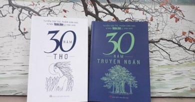Ra mắt hai tuyển tập văn chương của nhiều thế hệ