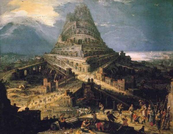 Tháp Babel - Truyền thuyết và khoa học