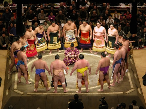 sumo Nhật Bản