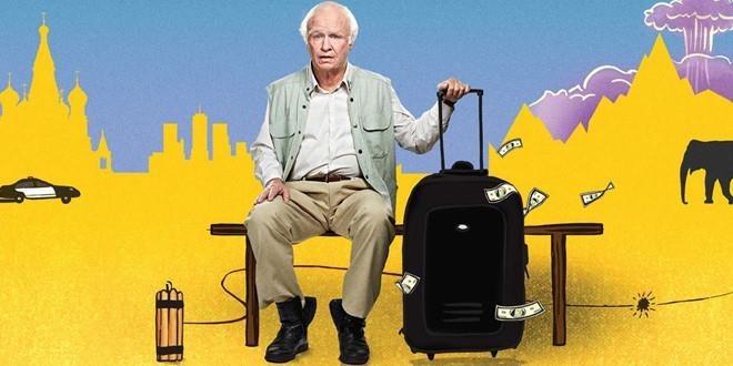 Tạo hình nhân vật cụ Allan trong bộ phim chuyển thể của Thụy Điển.