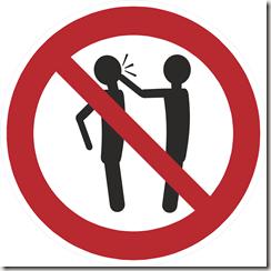 gifle interdite