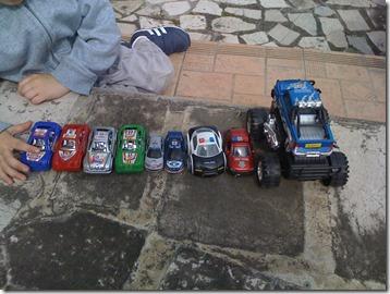 jouets ordonnes