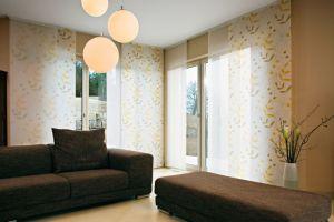 Японские шторы — Шикарный вариант для восточного дизайна (81 фото)