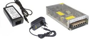 Основные виды блоков питания 12V для светодиодных лент
