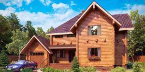 Строительство брусовых домов от СК «Перспектива»