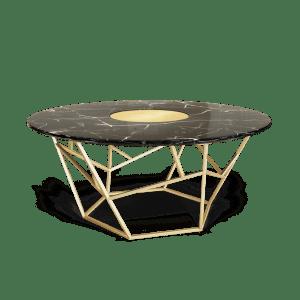 Журнальный столик — 5 лучших вариантов в стиле ар-деко