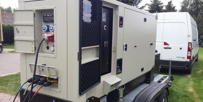 генераторы тока дизельные