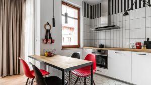 Стена над столешницей: дизайн кухонного фартука