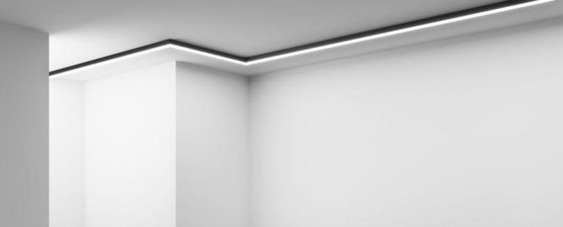 линейное освещение накладное