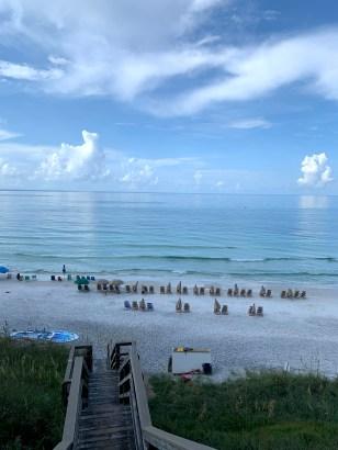 beach photo of private beach access
