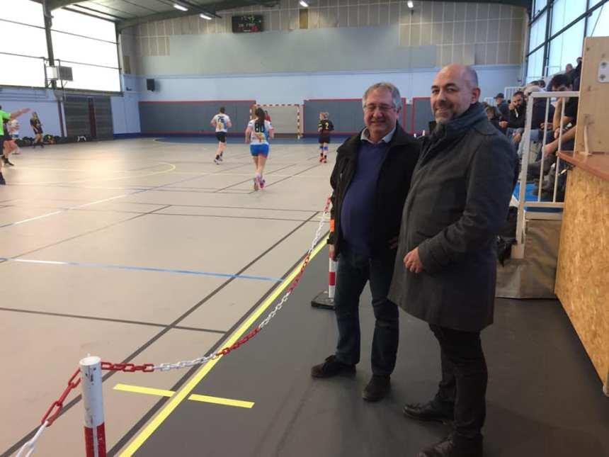 Gilles Julien - Handball Moirans