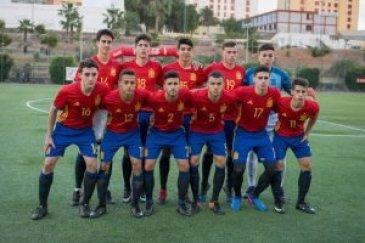 Selección Española Juvenil. COPA ATLÁNTICO 2017