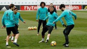 10 vs 10 + 1 Juego de Conservación-Progresión – Real Madrid