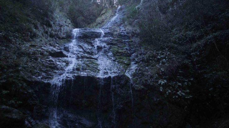兵庫県佐用町「飛龍の滝」