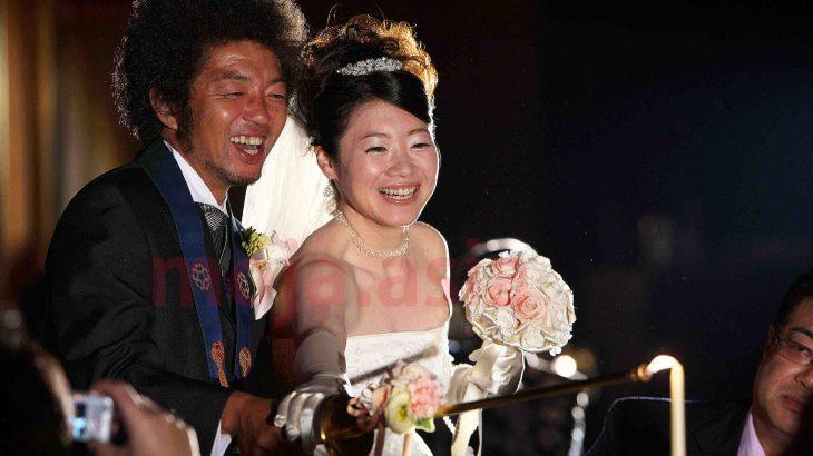 9回目の結婚記念日にー披露宴3~序曲~そして伝説へ~ー