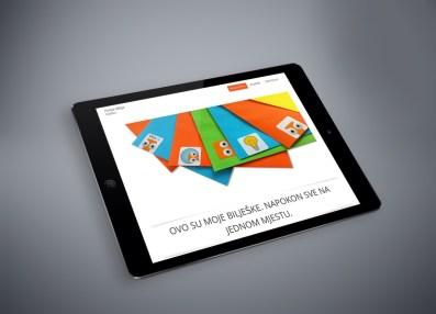 iPad bilješke od Karin Werner Klement