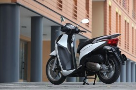 Kymco People One 125i - skuter na firmę