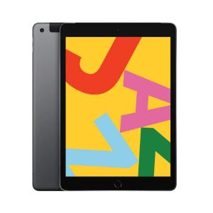 Apple iPad 7 (10.2-Inch, Wi-Fi + Cellular, 128GB , Retina Display)