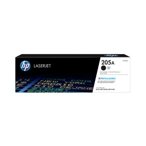 HP 205A Black Original LaserJet Toner Cartridge (CF530A),