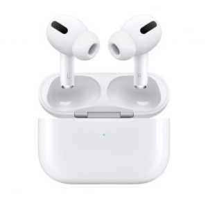 Apple Airpods Pro with Wireless Charging Case - White MWP22