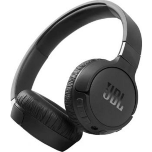 JBL Tune 660NC Wireless On-Ear Active Noise-Cancelling Headphones