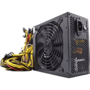 Xpower 1800 W 90 Plus Gold Full Module Mining Power Supply | LY1800K