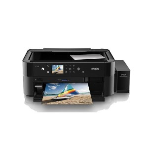 Epson L850 Photo All in One Ink Tank Printer 3