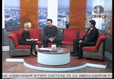 Studio B, Moj izbor, Radenko Durković, Milan Ristić