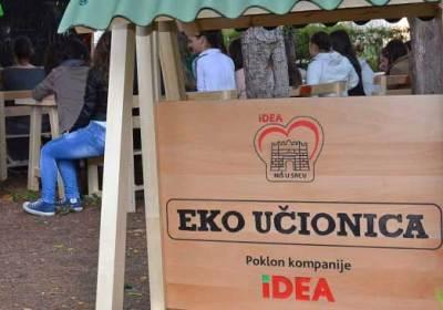 IDEA Eko učionica