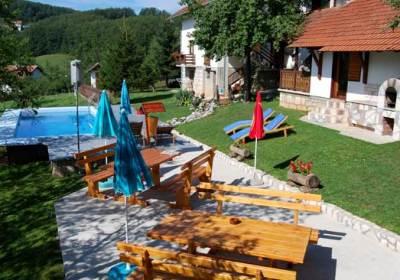 Zlatibor domaćinstvo Melović