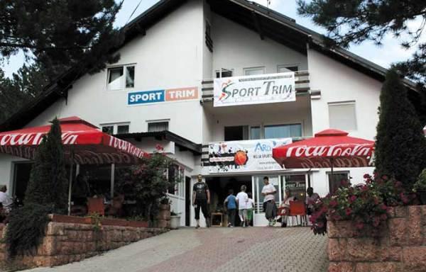 ZLATIBOR – Sportsko rekreativni centar SPORT TRIM