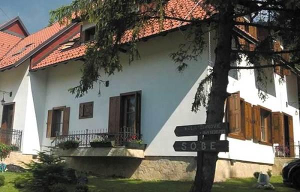 ZLATAR – Vila Vuk
